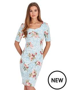 joe-browns-floral-vintage-dress-blue