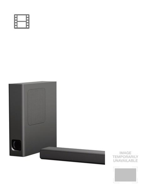 sony-htmt300nbspcompact-soundbar-with-slim-subwoofer-amp-bluetoothnbsp--charcoal-black