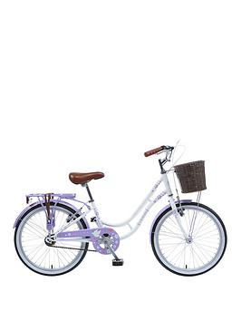 Viking Paloma Girls Heritage Bike 11 Inch Frame