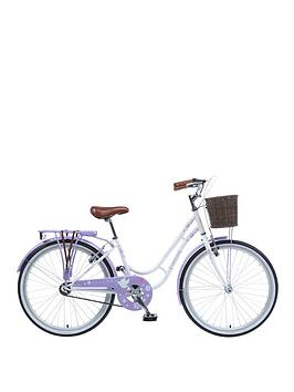 Viking Paloma Girls Heritage Bike 13 Inch Frame