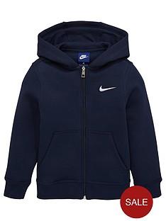 nike-sportswear-older-boynbspfull-zip-hoodienbsp--navy