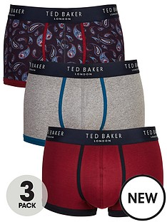 ted-baker-3pk-patternplain-boxer-shorts