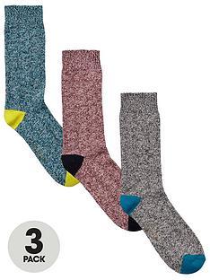 ted-baker-3pk-marl-sock