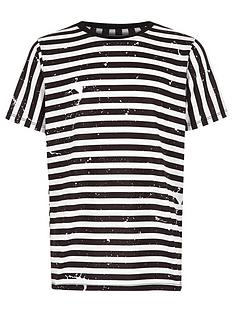 river-island-boys-white-stripe-print-short-sleeve-t-shirt