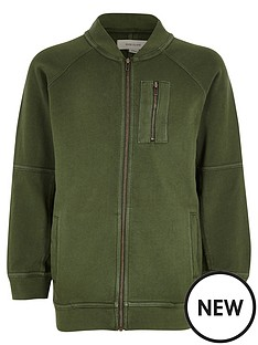 river-island-boys-khaki-utility-soft-bomber-jacket