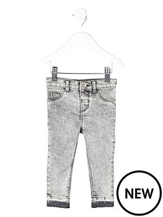 river-island-mini-girls-acid-wash-molly-jeggings
