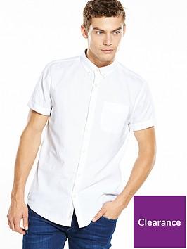river-island-short-sleeve-oxford-shirt