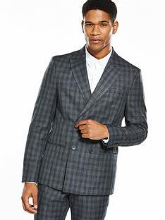 river-island-grey-shadow-slim-suit-jacket