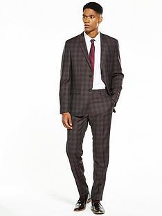 calvin-klein-extra-fine-check-suit