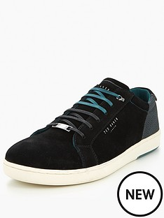 ted-baker-xiloto-suede-trainer