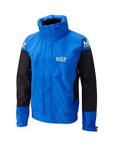 map-short-waterproof-jacket