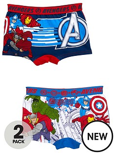 marvel-avengers-2-pack-of-boys-trunks