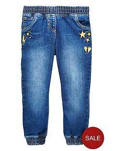 mini-v-by-very-girls-lurex-badged-applique-jeans
