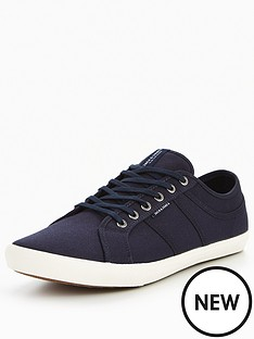 jack-jones-jack-amp-jones-ross-canvas-plimsoll