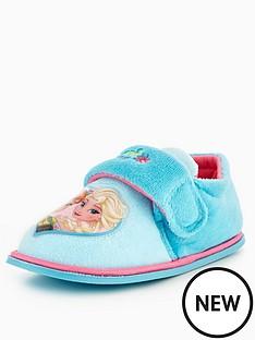 disney-frozen-frozen-velcro-strap-slipper