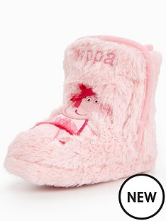 peppa-pig-bootie-slipper