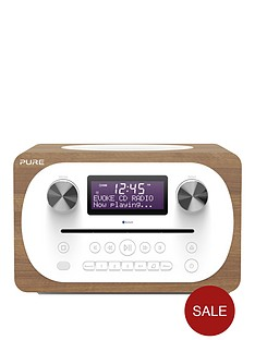pure-pure-evoke-c-d4-dabfm-radio-with-cd-and-bluetooth