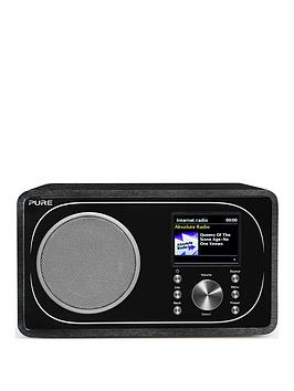 Pure Pure Evoke F3 DabFmInternet Radio With Spotify Connect And Bluetooth