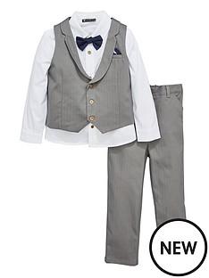 mini-v-by-very-boys-grey-herringbone-3-piece-occasion-suit