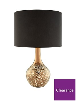 aaliyah-gold-pattern-table-light