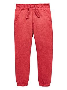 mini-v-by-very-boys-red-marl-jogger