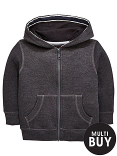 mini-v-by-very-boys-black-marl-jersey-hoody