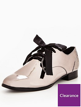 v-by-very-mirror-shine-ribbon-lace-shoe-metallic