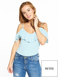v-by-very-petite-cold-shoulder-bodysuit