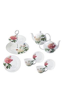 Creative Tops Kew Gardens Queen Charlotte&039S Memoirs High Tea For Two Set
