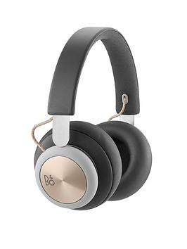 B&O Play By Bang &Amp Olufsen Beoplay H4 Wireless Bluetooth Over Ear Headphones  Charcoal Grey