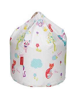 KAIKOO Kaikoo Animal Friends Printed Beanbag Picture
