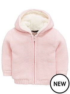 mini-v-by-very-baby-girls-fleece-lined-hooded-cardigan