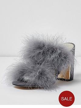 river-island-faux-fur-mule-block-heel