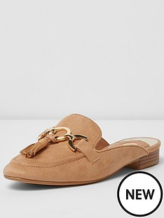 river-island-river-island-rally-backless-loafer-with-snaffle