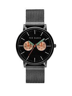 ted-baker-black-multi-dial-stainless-steel-bracelet-mens-watch