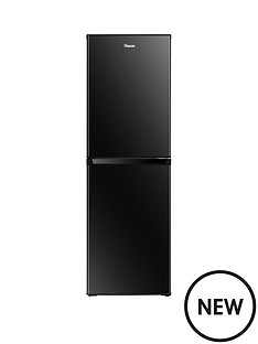 swan-sr8130b-55cm-frost-free-fridge-freezer-black