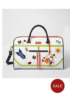 river-island-to-the-beach-weekend-bag
