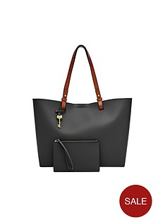 fossil-rachel-rubberized-leather-tote-bagnbsp