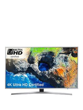 Samsung Ue55Mu6400Uxxu 55 Inch 4K Ultra Hd Pro Hdr Freesat Hd Led Tv