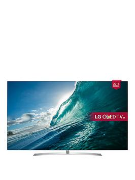 Lg Oled55B7V 55 Inch 4K Ultra Hd Hdr Smart Oled Tv With 3 Months Netflix Premium Included