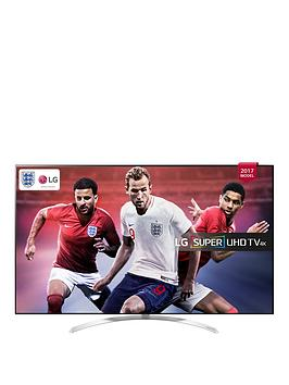 Lg 55Sj850V 55 Inch Super Ultra Hd 4K Hdr Smart Led Tv With 3 Months Netflix Premium Included