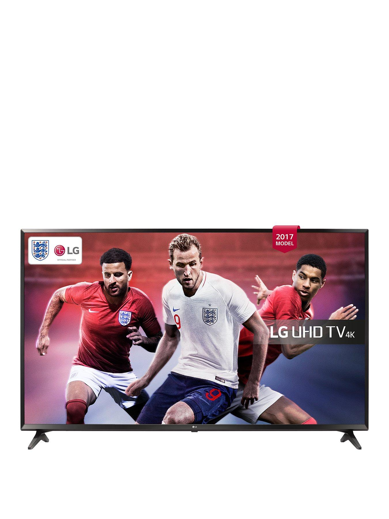 49UJ630V 49 inch, 4K Ultra HD HDR, Smart, LED TV