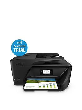 Hp Officejet 6950 AllInOne Printer   Printer With Optional 903 Black Ink