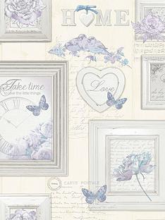 fresco-vintage-frames-wallpaper