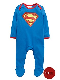 superman-baby-sleepsuit