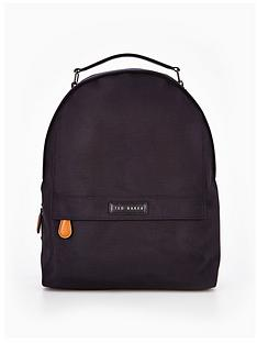 ted-baker-smart-nylon-backpack