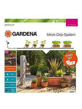 Gardena Gardena Automatic Watering Starter Set For Flower Pots