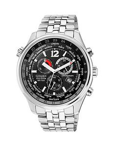 citizen-citizen-eco-drive-black-chronograph-dial-stainless-steel-bracelet-mens-watch