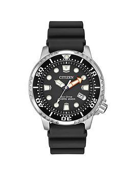 citizen-citizen-eco-drive-divers-black-dial-black-polyurethane-mens-watch