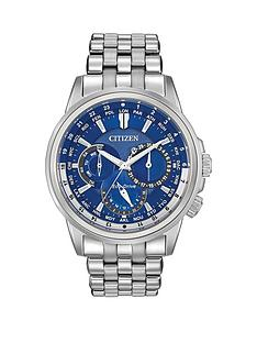 citizen-eco-drive-calendrier-world-time-blue-dial-stainless-steel-bracelet-mens-watch